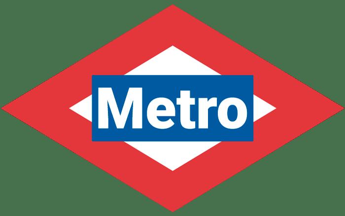 Metro en Madrid para visitar restaurante italiano La Nonna